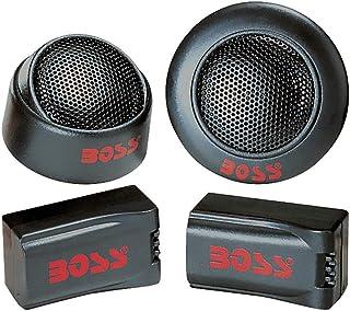 BOSS Audio Systems TW15 250 Watt Per Pair, 1 Inch Car Tweeters, 2 Crossovers Sold in Pairs
