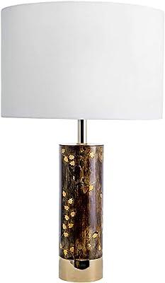 "nuLOOM Corbin 23"" Wood Table Lamp"