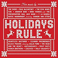 Holidays Rule [2 LP] [Translucent Red]