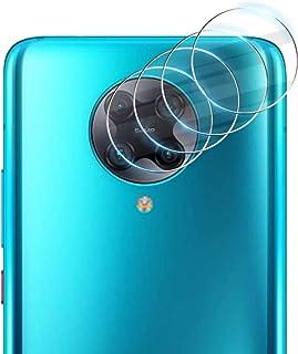 【4枚】Xiaomi POCO F2 Pro/Redmi K30 Pro 5G 対応 カメラフィルム KAKUP レンズフィルム 旭硝子製 硬度9H 指紋防止 気泡ゼロ 高透過率 防爆裂 POCO F2 Pro 5G ガラスフィルム