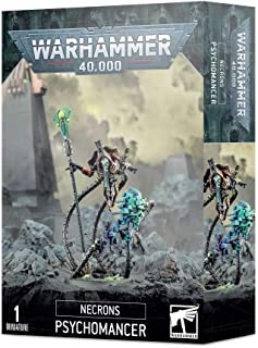 Games Workshop - Warhammer 40 000 - Necrons Psychomancer
