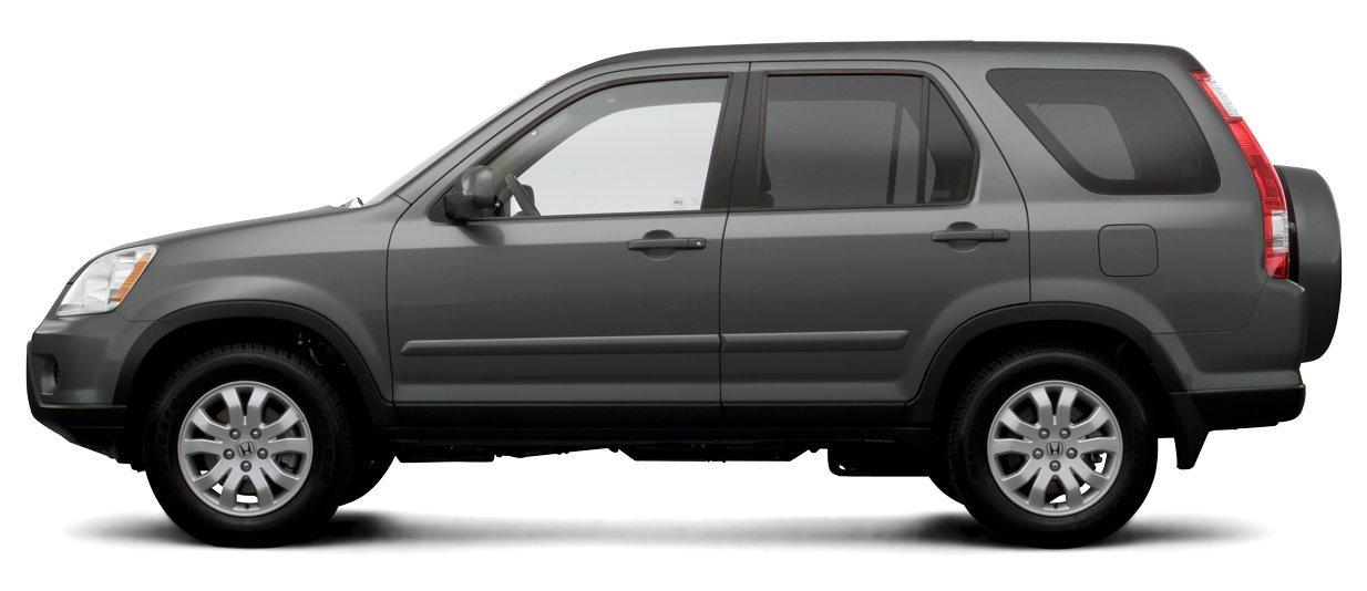 Amazon Com  2006 Honda Cr