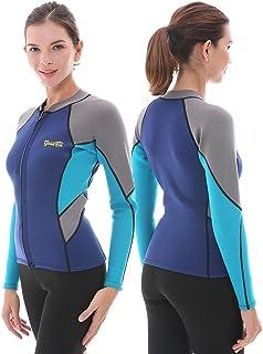 ff638d3b9e680 Goldfin Women s Wetsuit Top