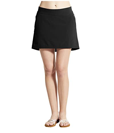 FIG Clothing Nix Skort (Black 1) Women