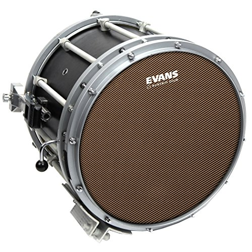 Evans SB14MSB System Blue Marching Snare Drum Head, 14 Inch