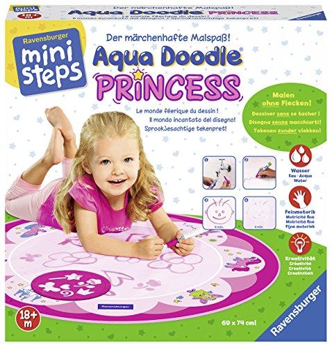 Ravensburger Ministeps 04500 Aqua Doodle® Princess - Juego de Mesa