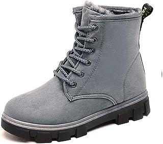 [ブドレジャ] ブーツ スノーブーツ レディース ショート ムートンブーツ 裏ボア 冬用