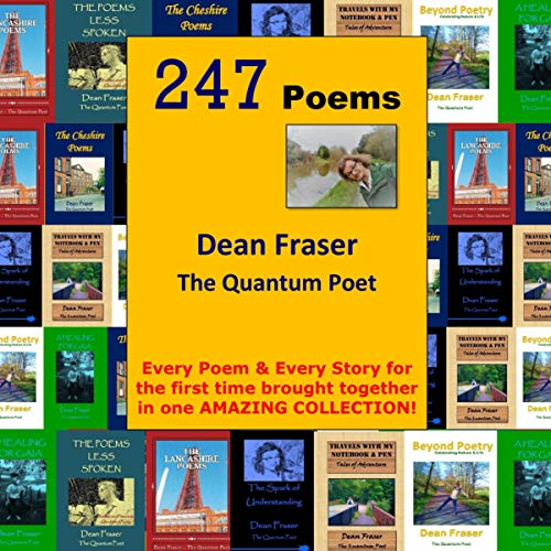 247 Poems audiobook cover art