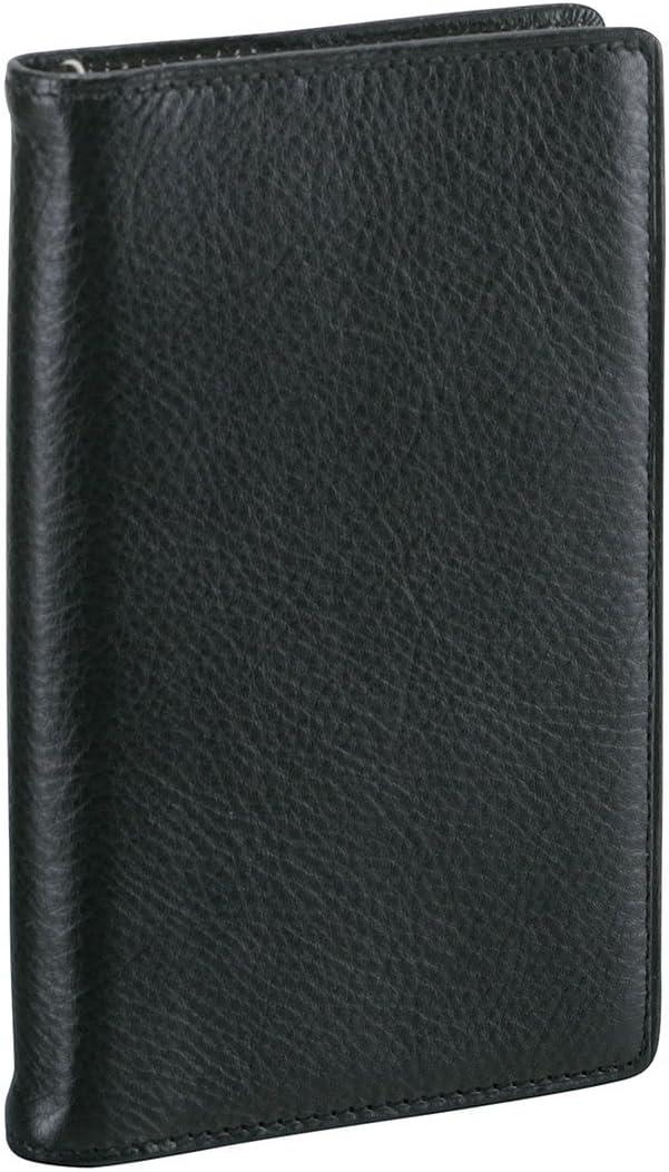 Reimeifujii organizer DaVinci Standard pocket black JDP3009B Selling rankings Max 60% OFF