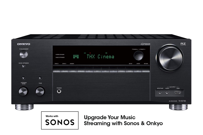 Onkyo TX RZ730 Channel Network Receiver