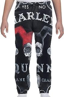 Dreamfy Harley Quinn Ouija Board Kids Joggers Casual Pants 3D Print Sports Trousers Boys Jogging Sweatpants