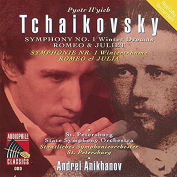 "Tchaikovsky: Symphony No. 1 ""Winter Dreams"" - Romeo and Juliet Fantasy Overture"