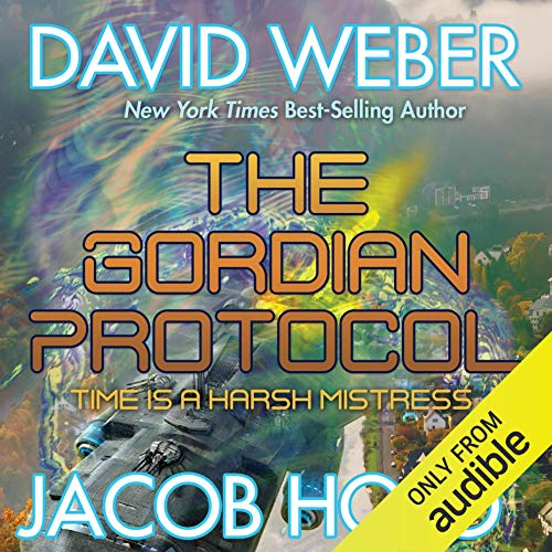 The Gordian Protocol audiobook cover art