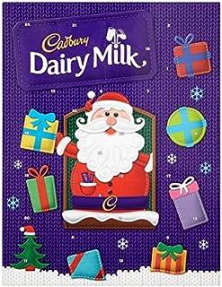 キャドベリー乳製品ミルクアドベントカレンダー 90g 6個パック