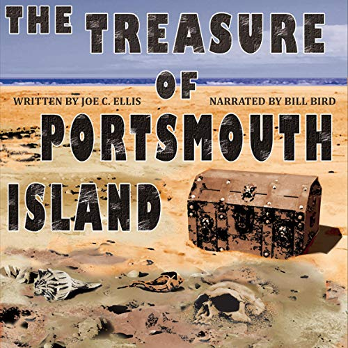 The Treasure of Portsmouth Island cover art