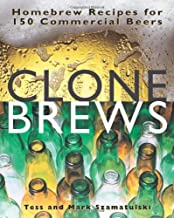 Clone Brews: Homebrew Recipes for 150 Commercial Beers by Tess Szamatulski (2007-02-03)