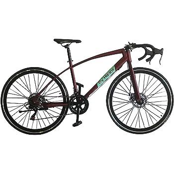 Helliot Bikes Ruzafa 02 Bicicleta de Carretera Urbana, Adultos ...