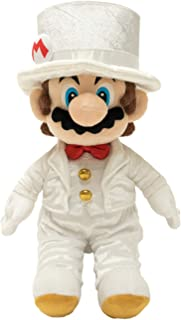 Little Buddy 1691 Super Mario Odyssey: Mario Groom (Wedding Style) Plush, 14