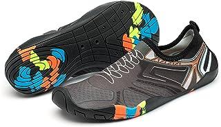 FONDBERYL Sneakers for Bath Shoes Beach Dance Yoga Material Breathable Elastic Anti-slip Super Lightweight Unisex Shoes Bo...