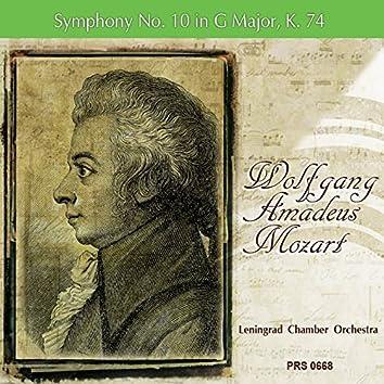 Mozart: Symphony No. 10 in G Major, K. 74