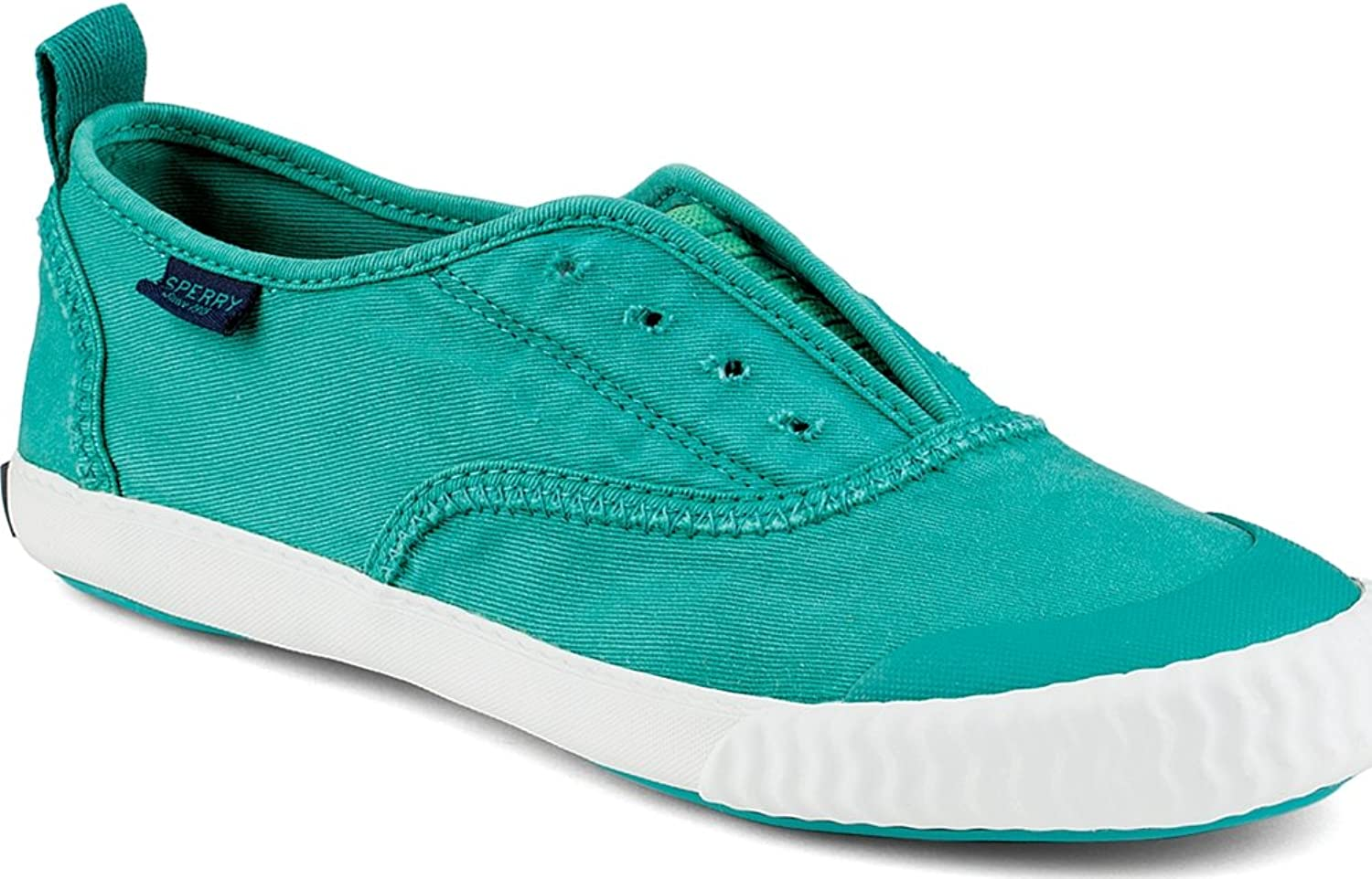 Sperry Women's Sayel CLEW Washed Canvas Sneakers