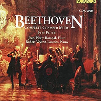 Beethoven: Complete Chamber Music for Flute