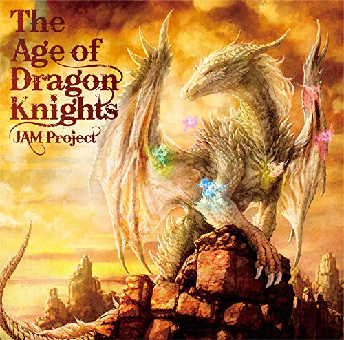 [album]The Age of Dragon Knights – JAM Project[FLAC + MP3]