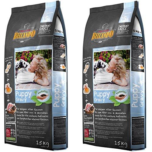 Belcando 2 x 15 kg Puppy Gravy