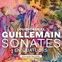 Sonates En Quatuors by Guillemain