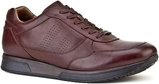 Cabani Kürklü Günlük Erkek Ayakkabı Kahve Sanetta Deri