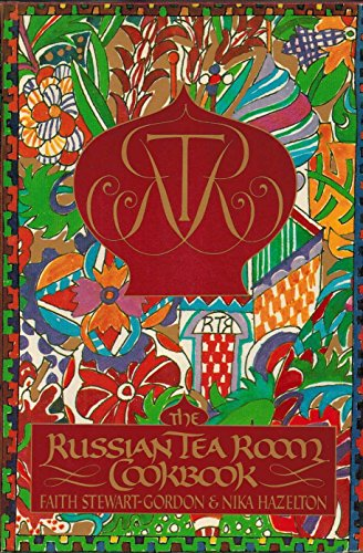 The Russian Tea Room Cookbook