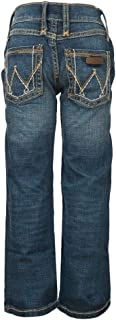 Wrangler Girls' Retro Stretch Boot Cut Jeans