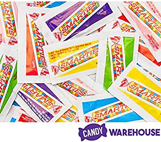 Smarties Candy Packets - 500 Mini Candy Packs