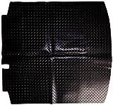 Sakura - Alfombrilla de goma para maletero de coche para Jetta (modelos de 2005 a 2011)