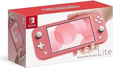 Nintendo Switch Lite - Coral Pink