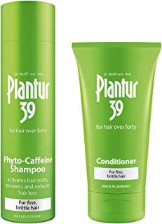 Plantur 39 Shampoo and Conditioner For Fine, Brittle Hair