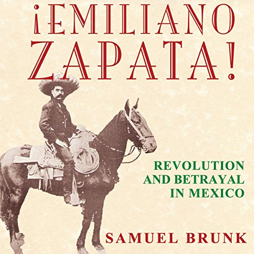 Emiliano Zapata! audiobook cover art