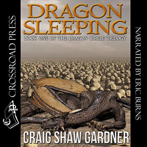 Dragon Sleeping audiobook cover art