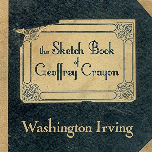 The Sketch Book of Geoffrey Crayon cover art