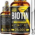 Pure Research 25000mcg Liquid Biotin & Collagen Liquid Drops