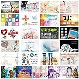PRICARO Grußkarten-Set für alle ...