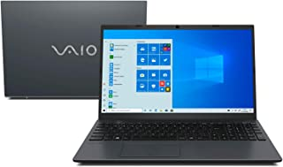 Notebook Vaio FE15, Intel Core i5, 8GB RAM, HD 1TB, Tela LCD 15.6 HD, Windows 10 - Chumbo Escuro