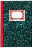 Miquelrius - Libro de Contabilidad Cartoné, Folio Natural, Cuadrícula 4 mm, 100 hojas sin numerar