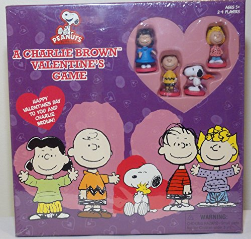 A Charlie Brown Valentine's Game