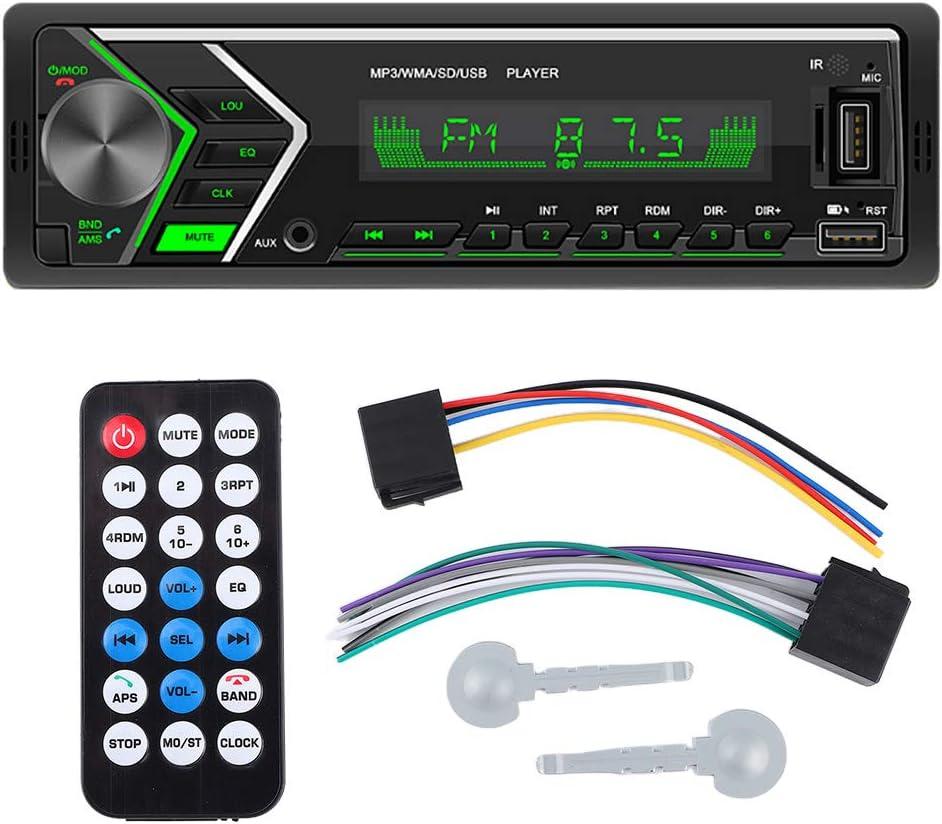Zaraddia Boston Mall Car MP3 Player 12V USB Bluet Popular overseas Stereo Dual