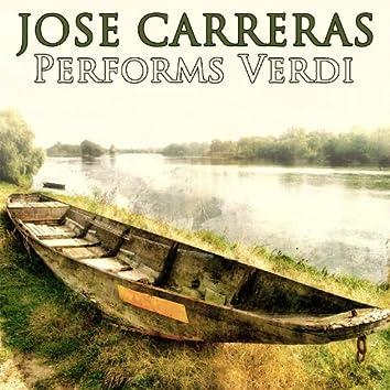 Jose Carreras Performs Verdi