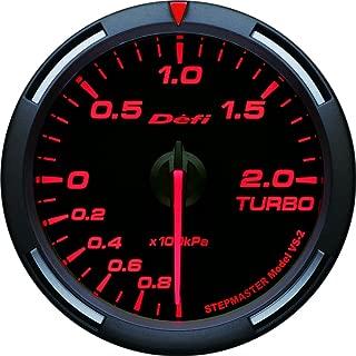 Defi DF11505 Racer 200kPa Boost Gauge 60φ(mm) Red