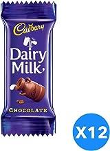 Cadbury Dairy Milk Chocolate-12 Pieces, 90 Gm