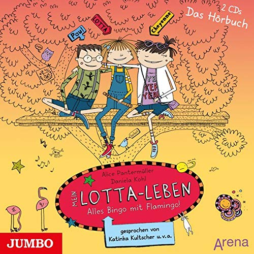 Mein Lotta-Leben. Das Hörbuch Titelbild
