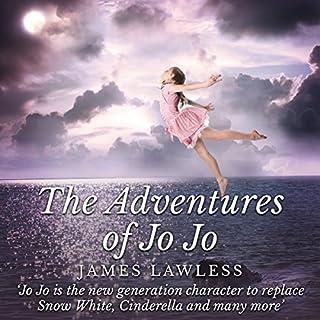 The Adventures of Jo Jo audiobook cover art